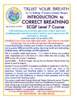 SCQF Level 7 Flier